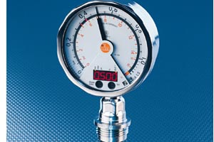 Ifm electronic's PG Manometer