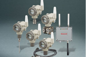 Honeywell's XYR 6000 wireless transmitters