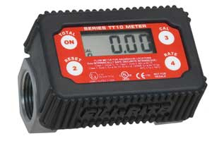ATEX-rated digital fuel turbine meter