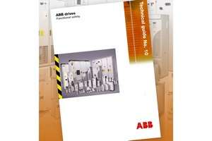 ABB's technical guide to functional safety