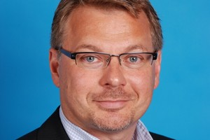 Daniel Huber, business unit manager for Open Control Systems at ABB