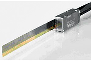 "The LIC 4000 absolute linear encoder from Heidenhain  is ""insensitive to contamination."""