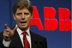 Joe Hogan, ceo of ABB