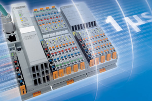 Axioline will be open to all Ethernet-based communication protocols and optimised for Profinet