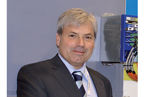 Andreas Melkus, Executive Manager for Development and Sales