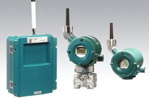 Yokogawa's new wireless ISA100 devices: gateway, pressure, and temperature transmitter