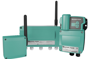 Pepperl+Fuchs took part in the field test with the WirelessHART Gateway and the WirelessHART Temperature Converter.