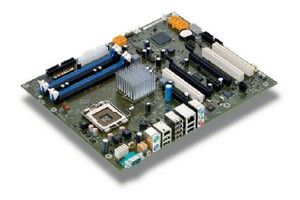 Mainboard D2608-A from Fujitsu Technology Solutions [Source: Fujitsu]
