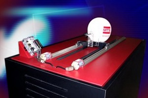 MTS Demo shows how dynamic linear motors solve drive and transport tasks