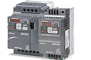 Gefran ADV20 and ADV50 inverters
