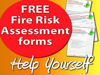 Free fire risk assessment forms