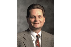 Norman Gilsdorf, vice president of Honeywell Process Solutions