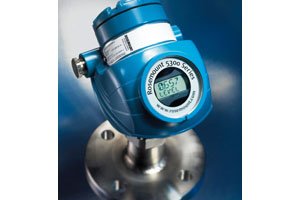 The Rosemount 5300 Series premium two-wire guided wave radar transmitter features direct switch technology for a stronger signal and better measurement reliability in challenging level and interface measurements on liquids, slurries and solids.