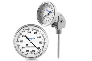Swagelok thermometers