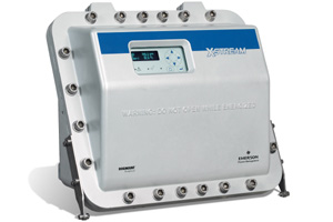 Emerson's X-STREAM® series of gas analysers features multi-channel analysis using a variety of photometry, paramagnetic and electrochemical oxygen, and thermal conductivity sensor technologies. It can measure up to 4 components. The data may be outpu