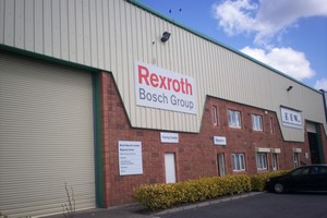 Bosch Rexroth's headquarters in Portlaoise