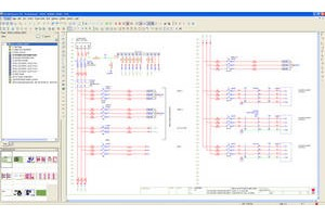 Rockwell Automation RSLogix Architect software will integrate with the Eplan Electric P8 electrical design software