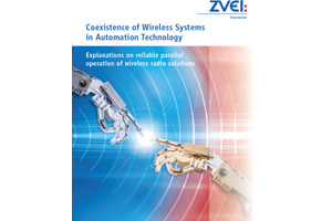 Coexistence of Wireless Systems in Automation Technology