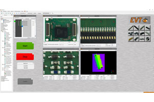 3D vision can identify lifted leads in PCB assembly