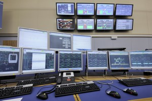 Total SCADA: The universal process control and visualisation system, PVSS, in the Central Control Centre at CERN ensures trouble-free control and monitoring of the particle accelerator's entire technical infrastructure in a homogeneous user interface