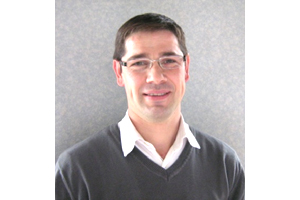 Franck Jouault, Systems Department Manager at Solvay in Tavaux, France.