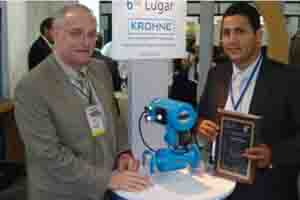 award for ultrasonic flowmeter