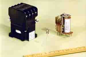 1959 transistor and relay