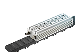 Linear motor without magnets