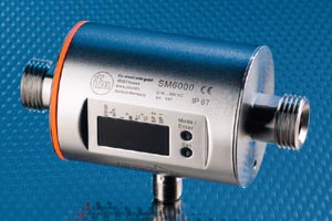 ifm's SM series may be the smallest magmeter on the market