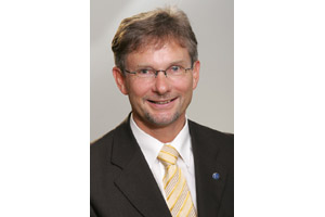 Wolfgang Schenk, Director Business Unit Electronic Control Systems