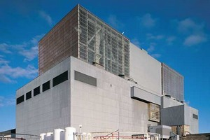 Hunterston B power station. Photo courtesy of British Energy Group plc